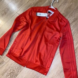 Adidas Snap Track Jacket